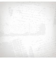 Grunge background grey for your design vector image