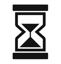 Cursor loading element icon simple black style vector