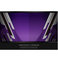 Abstract violet backgrounds design vector