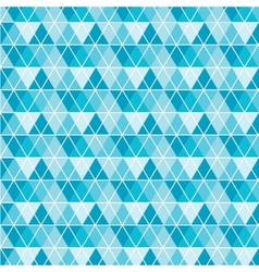 Geometric background in vintage colors vector