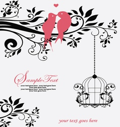 celebration or invitation vector image