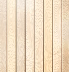 Pine wood plank background vector
