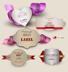 Quality satisfaction guarantee set vector