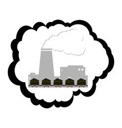 Coal industry vector