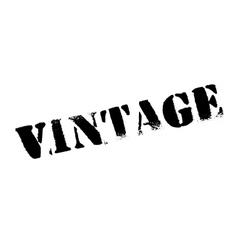 Vintage stamp rubber grunge vector image