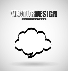 Balloon icon de vector