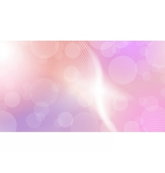 Digital abstract empty light pink vector image vector image