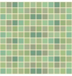 Small tiles green vector