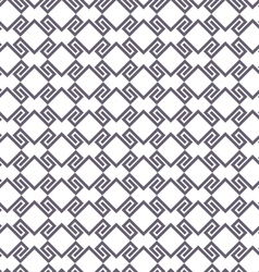 Black and white geometric intricate seamless vector image