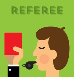 Referee vector