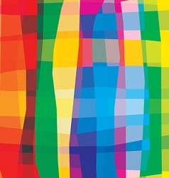 Colorful vivid bright rainbow abstract background vector image