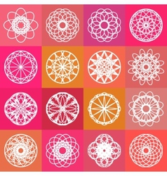 Ornament background vector