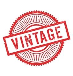 Vintage stamp rubber grunge vector
