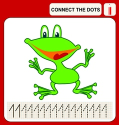 0915 3 connect the dots v vector