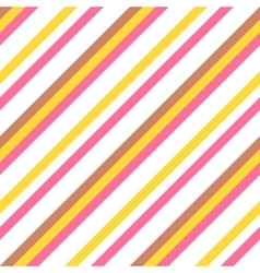 Seamless colorful striped pattern for easter eggs vector image vector image