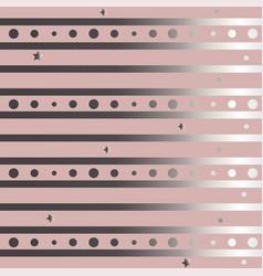 glittering frame for cards postcards backgrounds vector image