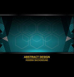 Modern abstract backgrounds design vector