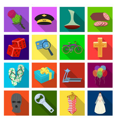 Celebration sport business and other web icon in vector