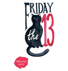Friday 13 vector