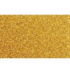 Golden Glitter Wallpaper vector image vector image