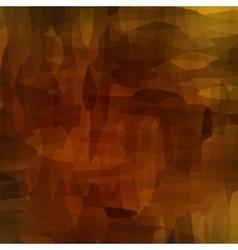 Brown watercolor pattern vector