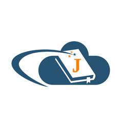 Cloud ebook solutions initial j vector