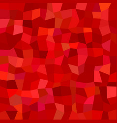 Geometrical polygon tile mosaic background - vector