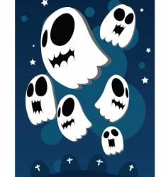 Ghost wandering vector