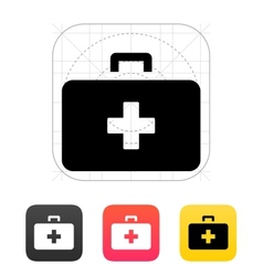Medical Case icon vector image