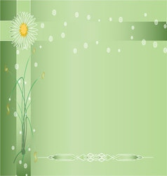 Spring background powerpoint size a4 vector