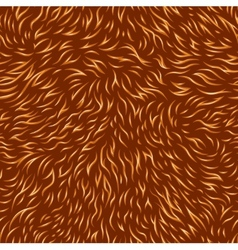 Fur pattern vector