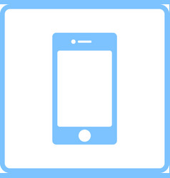 Smartphone icon vector