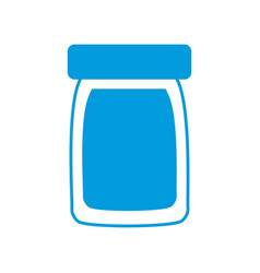 Bottle glass plastic cap container object image vector