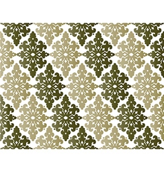 Antique ottoman turkish pattern design fourty four vector