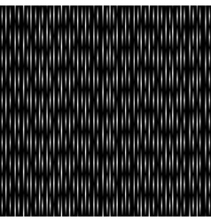 Black carbon weave background vector image