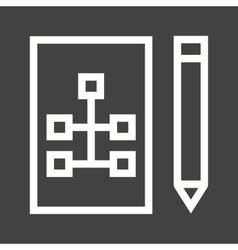 Draw hierarchy vector