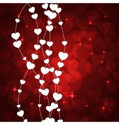 Amazing Valentines Card vector image