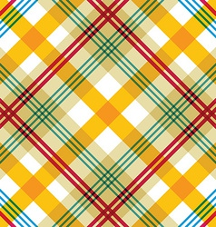 Classic textile seamless pattern vector image vector image