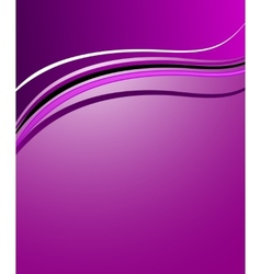 Elegant abstract purple background vector