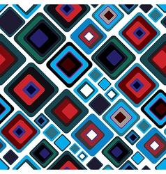 Retro style seamless pattern vector