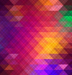 Abstract spectrum geometric background vector