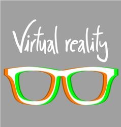 Virtual reality symbol vector