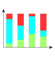 Color graphic vector