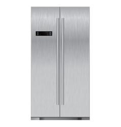 refrigerator vector image