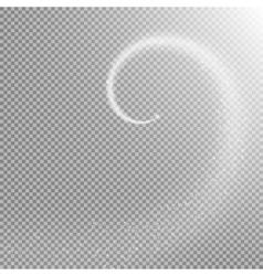 Light move effect transparent eps 10 vector