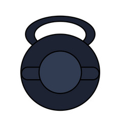 Weightlifitng icon image vector