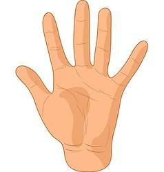 Number five vector
