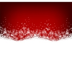 Starry background for christmas design vector