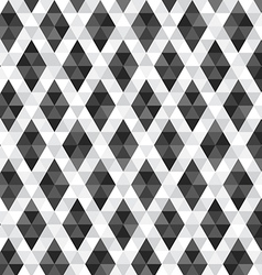 Abstract geometric tiles of rhombus triangle vector image