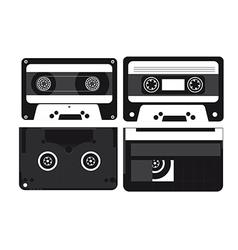 Casette tape vector